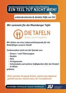wir_sammeln_für_die_rheinberger_tafel