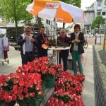 CDU_Muttertagsrosen_1