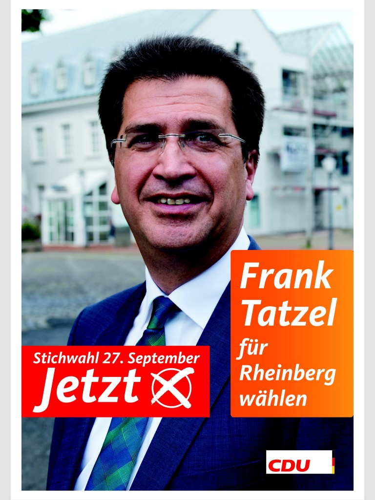 Stichwahl Frank Tatzel 2015